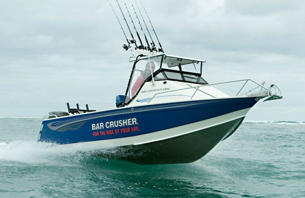 Bar Crusher's new 620C – as tough as it gets!