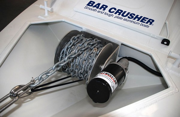 Stress-free boating from Bar Crusher
