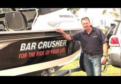 VIDEO: Bar Crusher 670HT