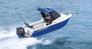Aluminium Fishing Boat Offshore