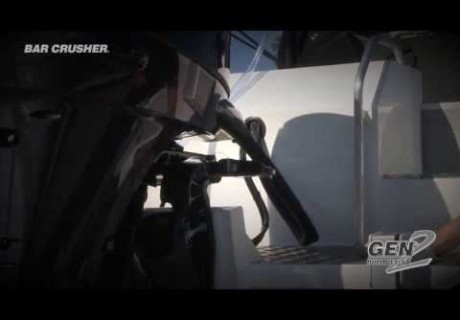 VIDEO: Hydraulic steering
