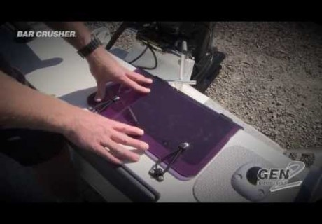 VIDEO: Integrated live bait tank