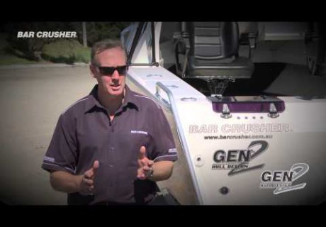 VIDEO: The strongest transom in the business