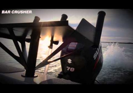 VIDEO: Bar Crusher – ultimate Fishing Weapons