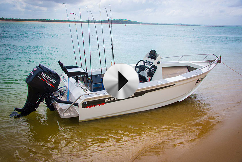 VIDEO: Bar Crusher 490WR - Bar Crusher Boats