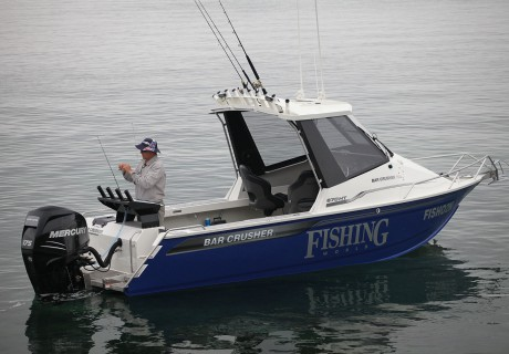 VIDEO: Fishing World's Bar Crusher 670HT