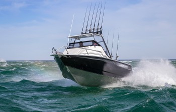 Bar Crusher boat show in Townsville