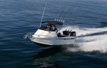 Advanced boat designs for Australian anglers