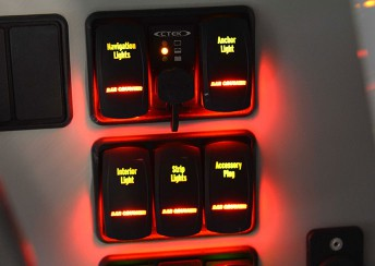 Illuminated switches