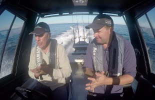 VIDEO: New 730HT for Aussie fishing TV show