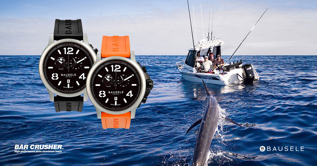 best moon and tide watch for fishing