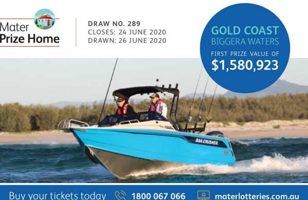 WIN a $1.5m+ waterfront lifestyle!